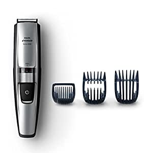 philips norelco beard head trimmer series 5100 17 built in length settings hair. Black Bedroom Furniture Sets. Home Design Ideas