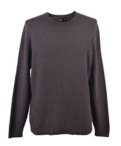 BOSS bLACK pULL lIAM 251 mARRON tAILLE s