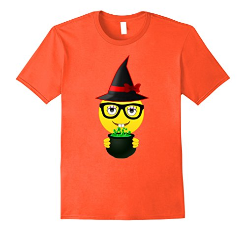 Mens Funny Halloween Witch T Shirt