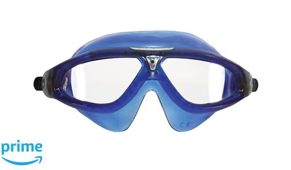 5a2671bb889 Aqua Sphere Seal XP Swim Mask (Regular, Clear Lens/Blue Frame), Goggles -  Amazon Canada