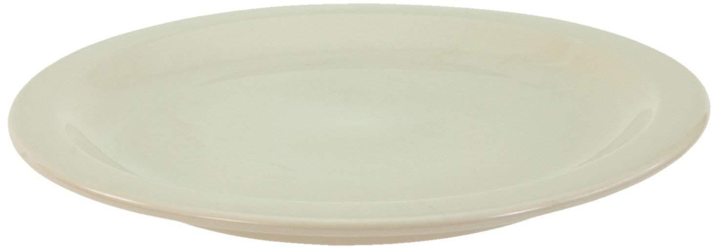 Crestware Dover 7-1/2-Inch Plate, (Set of 36/EA) by CRESTWARE