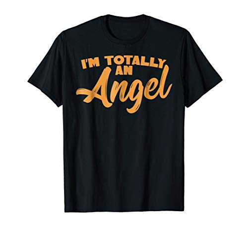 I'm Totally An Angel Easy Last Minute Halloween