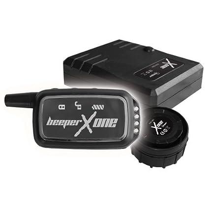 Beeper X1R Alarma Bidireccional para Moto y Scooter