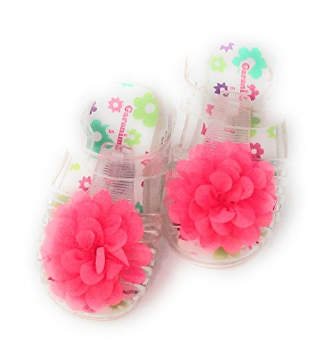 Pictures of Garanimal Infant Gel Sandals With Pink/Coral 1