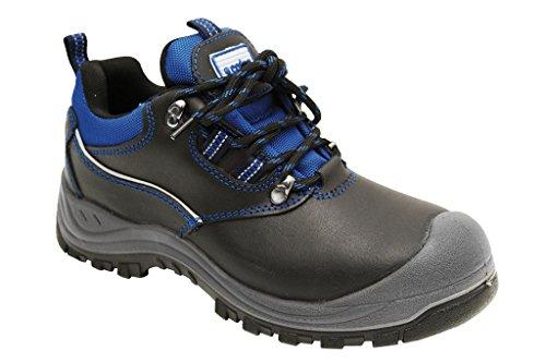 COFAN 12000645–Chaussure de sécurité (S-3, T-45) couleur Noir