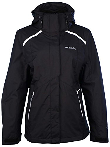 COLUMBIA arctic womens interchange jacket