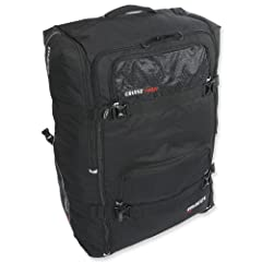 Now this backpack is truly cool. Super light and very roomy, the folding system is its key feature. It takes less than a minute to easily fold it, turning it into a small size carrying case. It has two integrated side pockets for storing your...