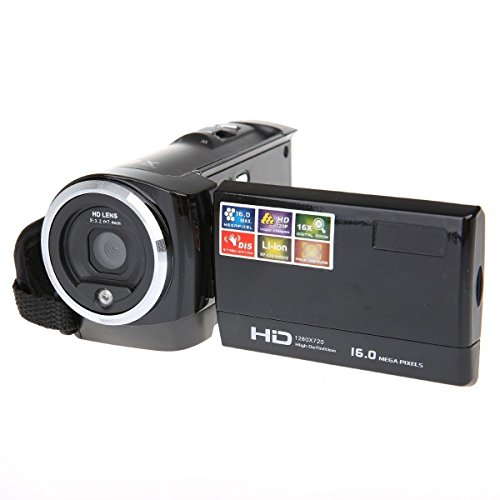 Digital Video Camcorder DV HDMI 2.7'' TFT LCD 16X ZOOM Full HD 720p 16MP (Halloween Stores In Nh)