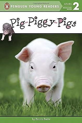 book cover of Pig-Piggy-Pigs