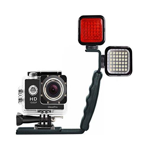 GhostPro Night Vision Waterproof Action Camera Review