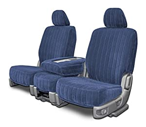 Superb Custom Seat Covers For Nissan Versa Note Front Low Back Seats   Blue Regal