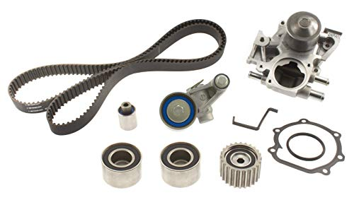 - Aisin TKF-004 Engine Timing Belt Kit with New Water Pump