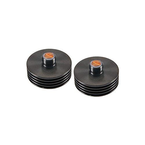 1 PCS Metal Cooling Base Heat Sink for 510 Thread Tank,Black