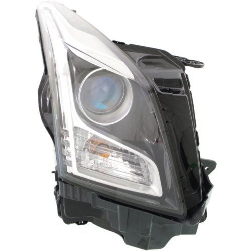 Garage-Pro Headlight for CADILLAC ATS/ATS-V 13-18 RH Assembly Halogen (Coupe 15-15)/Sedan