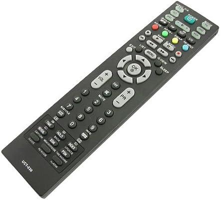 LG 32LT75 - ZA, AEKQLVG mando a distancia original para televisor ...