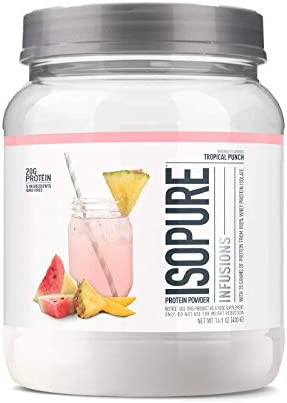 INFUSIONS Refreshingly Flavored Vigorously Tropical product image