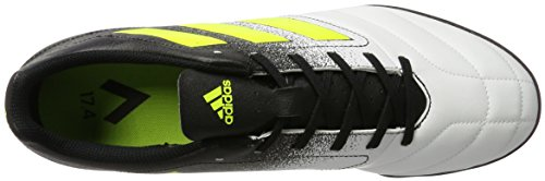 Ace solar Yellow Tf Football Black White footwear Chaussures De 17 4 Adidas Jaune core Homme pCdwUqq