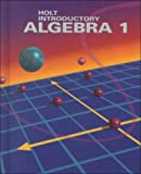 Introduction to Algebra 1993 9780030769795