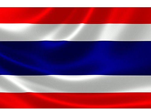 Thai-Flag-Thailand-60-x-90-Cm-New-Kingdom-Flags-Polyester-Asia-Country