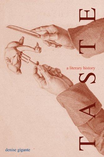 Download Taste: A Literary History ebook