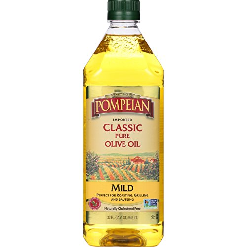 Pompeian Classic Pure Olive Oil, 32 Ounce