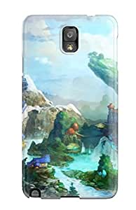 Fashion OQwCvrT33526bqBbS Case Cover For Galaxy Note 3(prime World)