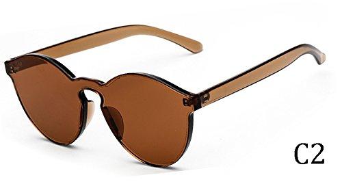TL hombres color de anteojos sol C2 mujeres exterior mujer C2 9803 de Sunglasses 9803 calidad Multi gafas de y rrqE4AwP