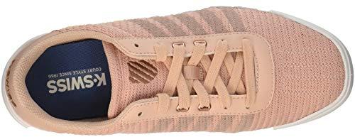 Women's Rose Light K Heritage Evening T Sneaker Sand Swiss Misty w7azI