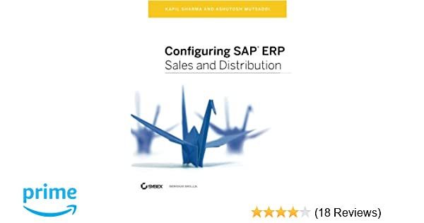 Configuring sap erp sales and distribution pdf free download.