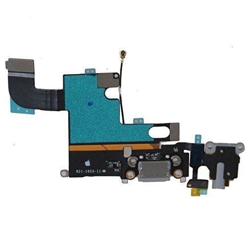 Brand New iPhone 6 4.7″ USB Charging Port Conector Ribbon Flex Cable Grey