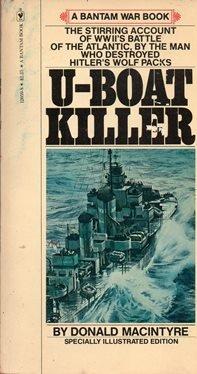 U-Boat Killer (A Bantam War Book) pdf epub