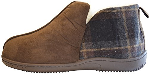 Ezstep Womens Betty Slippers Brown