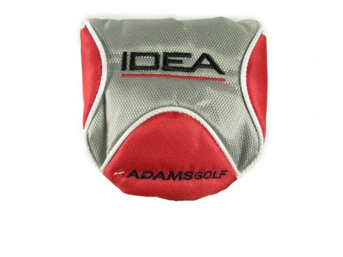 Nike NEW Adams Idea (Mallet) Putter Headcover GREY/RED