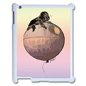 wugdiy DIY Case Cover for iPad2,3,4 with Customized Death Star