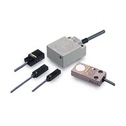 Omron sensores proximidad - Detector plano corriente continua 3h noenr 3mm pnp contacto abierto