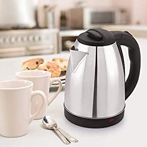 Artone 2-Litre Multi-Purpose Kettle Stainless Steel Electric Kettle with Auto Shut Off Multipurpose Large Electric…