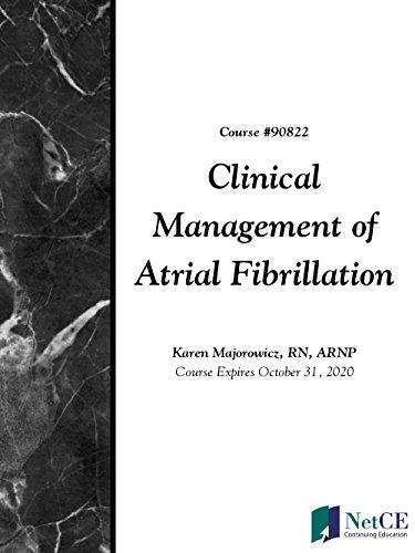 Clinical Management of Atrial Fibrillation
