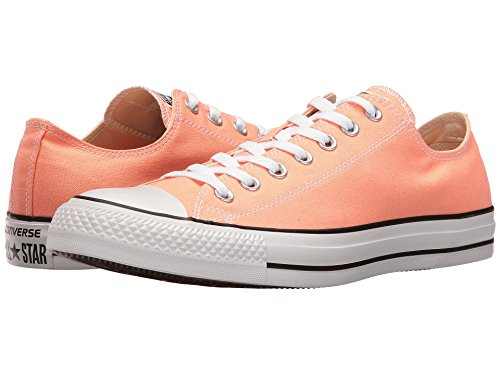 (Converse Unisex Chuck Taylor All Star Low Top Sunset Glow Sneakers - 5 B(M) US)