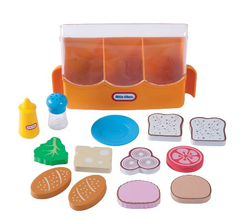 Bath Tikes Little (Little Tikes Bath Sub Shop)