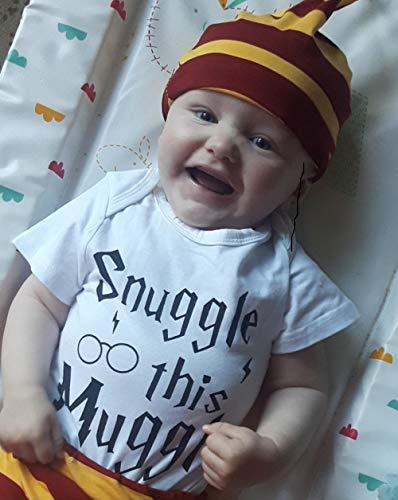 Baby Boy Girl Clothes Coccola Questo Babbano Manica Lunga 3 Pezzi Abiti Pagliaccetto Pantalone, Abito Manica Lunga 2
