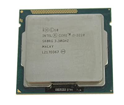 Intel i3-3220 Dual-Core 3.30GHz CPU Processor SR0RG