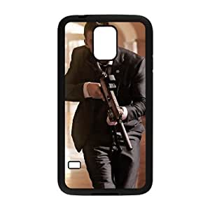 Channing Tatum_004 For samsung galaxy s5 Cell Phone Case Black pu1m0h_7587335