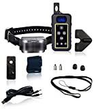 Pet Control HQ| Remote Dog Trainer Collar 6600ft Long Range Hunting Training System Beep, Shock, Vibration, Tone Correction & Flashing Beacon Lights |Waterproof & Rechargeable |Small Medium Large Dogs