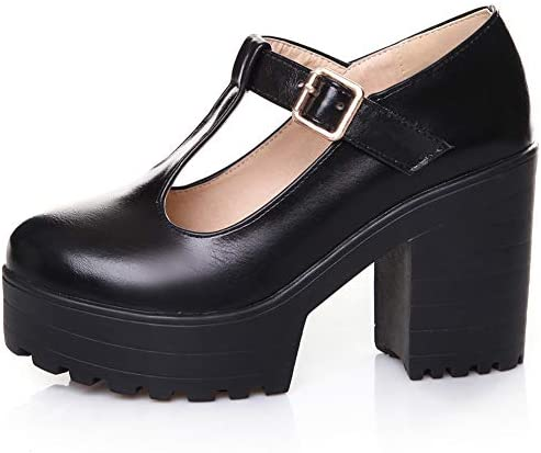 SaraIris Women Pumps Mary Jane Shoes