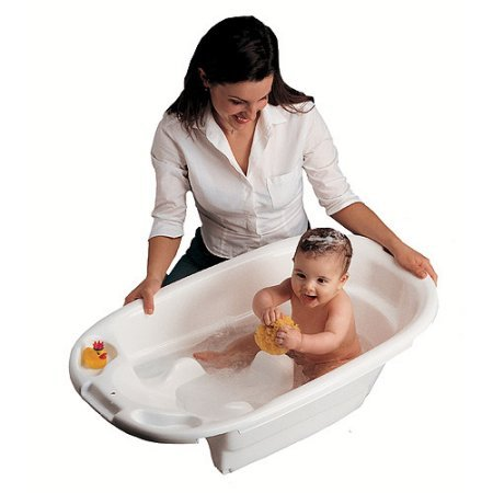 primo eurobath infant to toddler baby bathing bath seats tub with bpa free phthalate free and. Black Bedroom Furniture Sets. Home Design Ideas