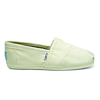 TOMS Classics Shoe - Women's Natural Canvas 7 (B00D7B7TVW) | Amazon price tracker / tracking, Amazon price history charts, Amazon price watches, Amazon price drop alerts