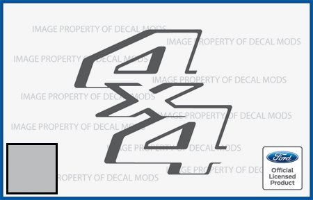 Amazoncom Ford F F F X Decals Stickers CB - F250 decals