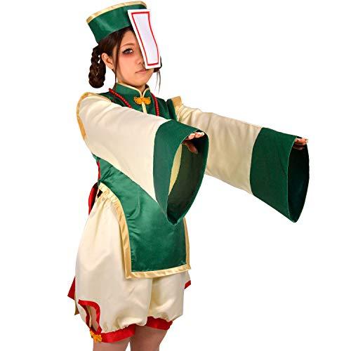 8mm Women's Jiang Shi Costume/Chinese Zombie 5L(US Size XXL) -