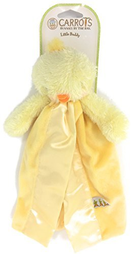 Handmade Bunnies by the Bay Little Buddy Yellow Duck