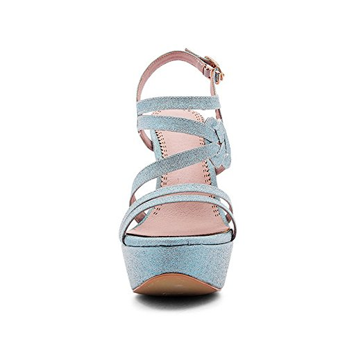 Blue AdeeSu Ballerine Ballerine AdeeSu Donna Donna X0HWq0Ow